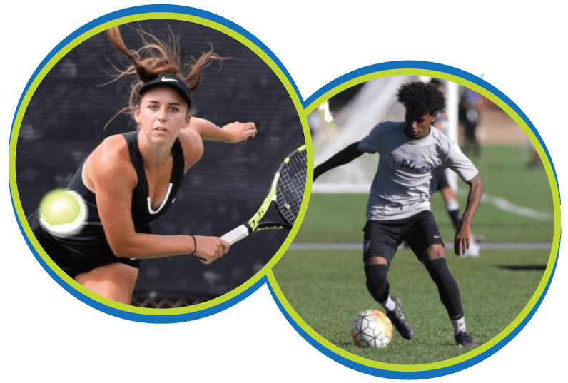Soccer & Tennis
